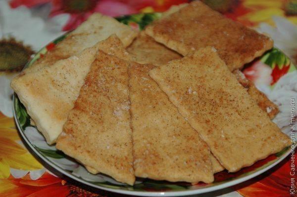 Печенье на раcсоле