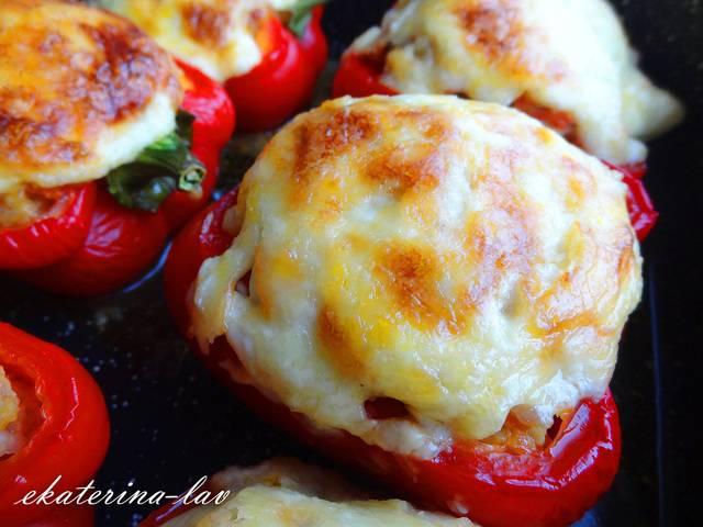 Фаршированные перцы в духовке: самые вкусные рецепты