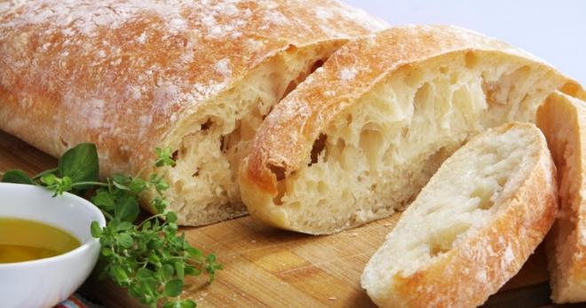 Хлеб с оливками - 8 пошаговых фото в рецепте