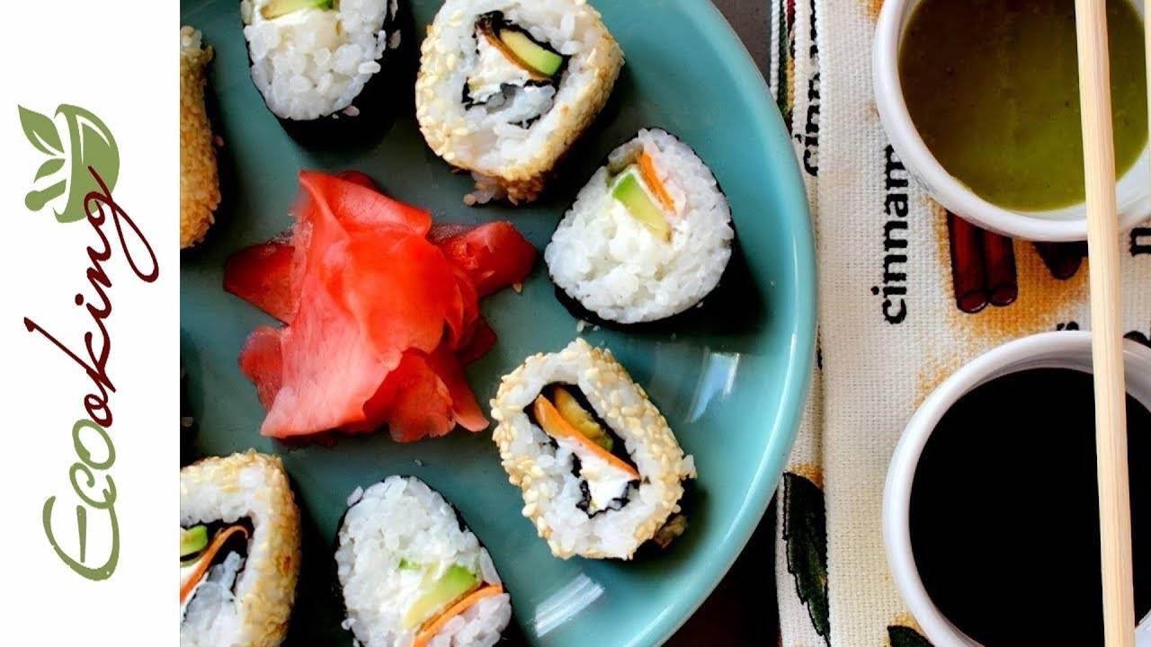 Спринг-роллы из рисовой бумаги с овощами и тайским соусом арахисовым - рецепт с фото пошагово