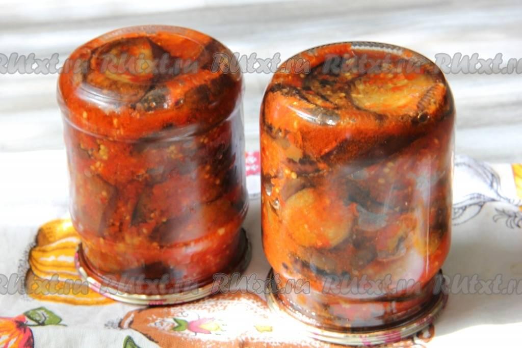 Это самые вкусные жареные баклажаны на зиму