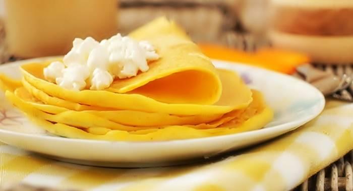 Кукурузные блины - рецепт с фотографиями - patee. рецепты