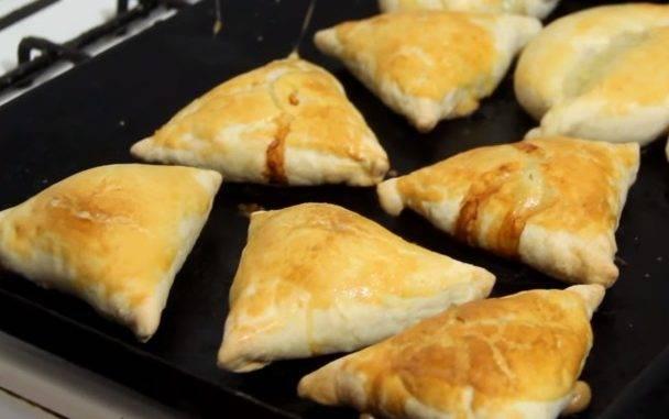Слоеное тесто для самсы - как правильно приготовить в домашних условиях по пошаговым рецептам с фото