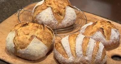 Хлеб «Моуна с вареньем»