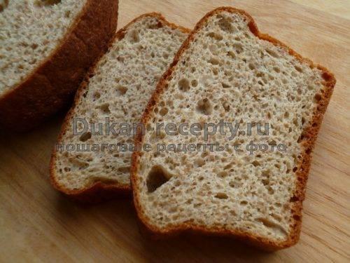 Хлеб по дюкану: польза, калорийность, рецепт приготовления
