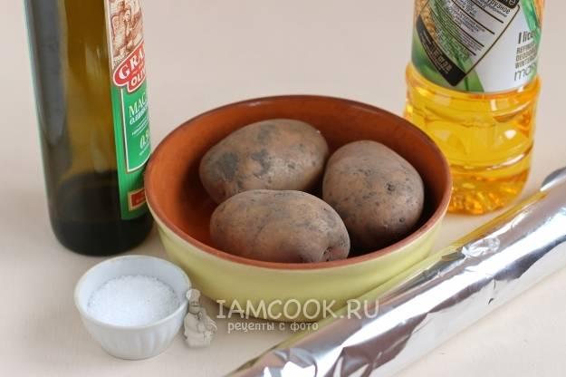 5 вариантов приготовления печеной картошки в духовке