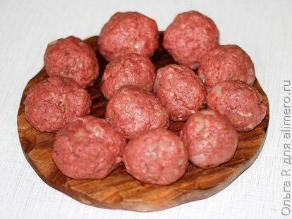 Бульон с фрикадельками: подробный рецепт приготовления