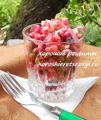 Винегрет рецепт классический. 10 пошаговых рецепта с фото как приготовить вкусный классический винегрет