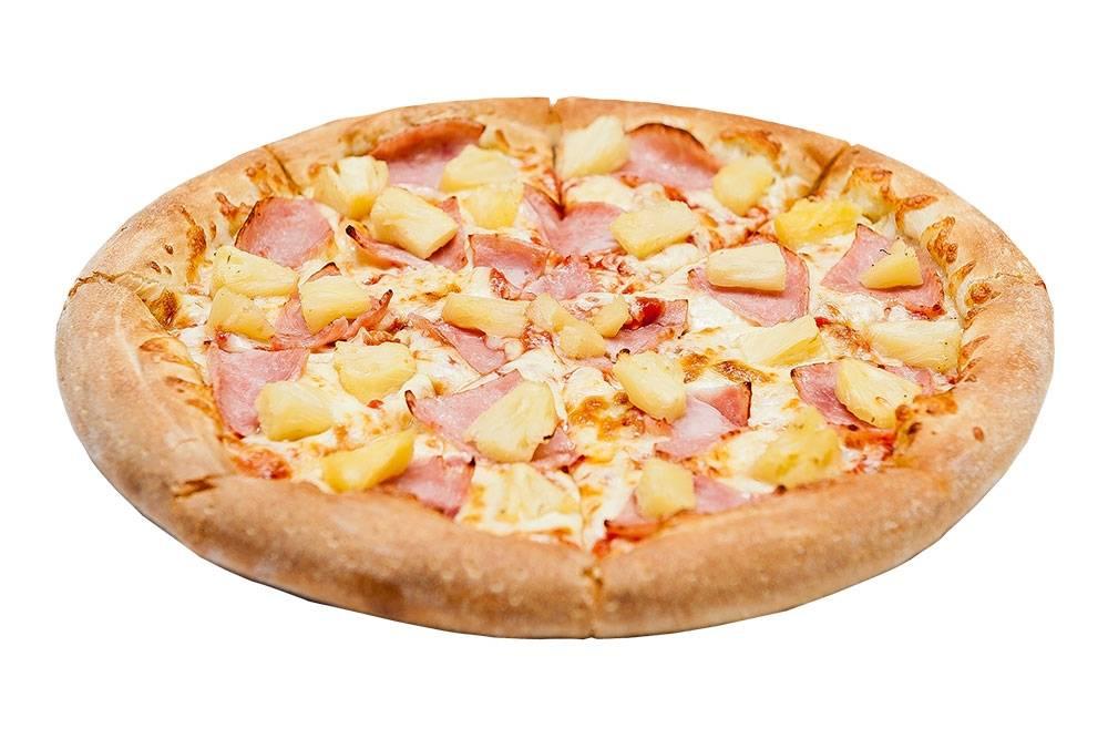 Рецепт приготовления гавайской пиццы в домашних условиях