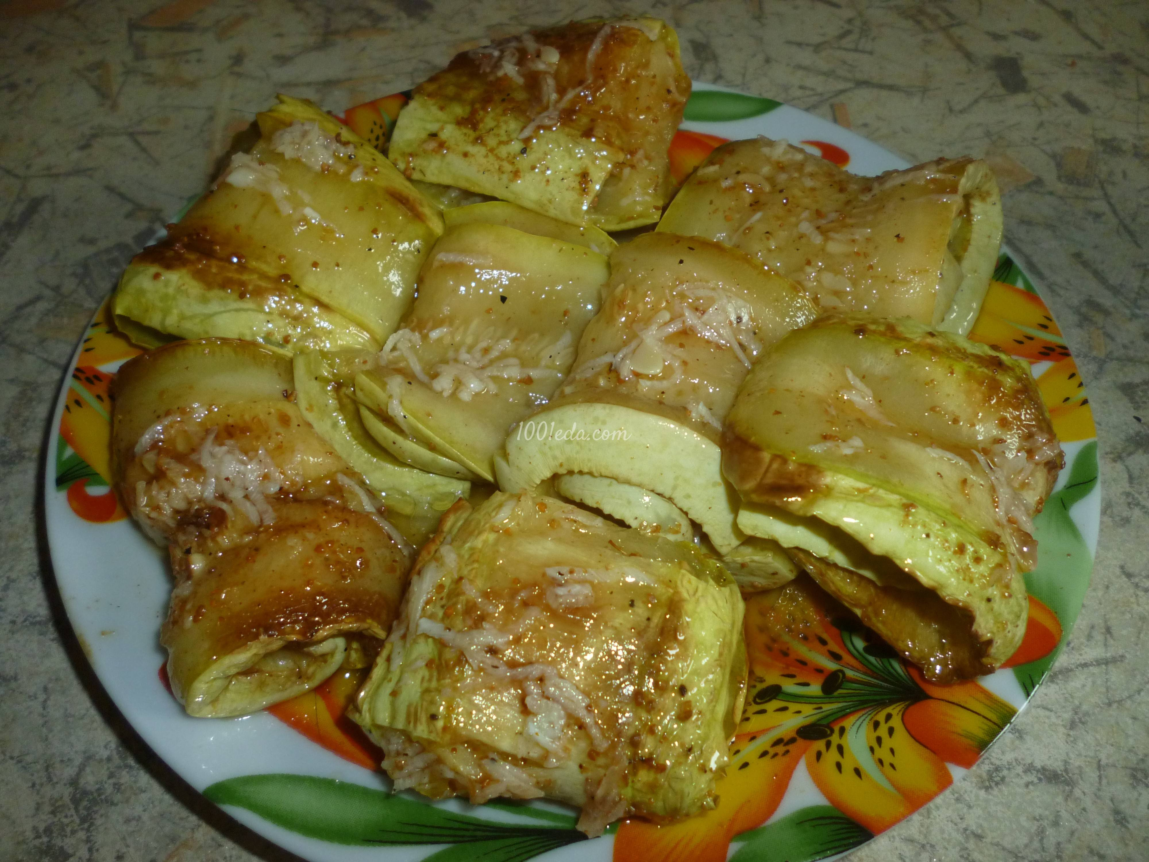 Маринованные кабачки