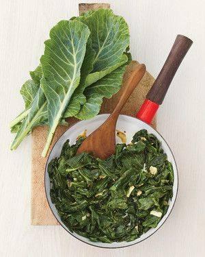 Как вкусно приготовить листовую капусту