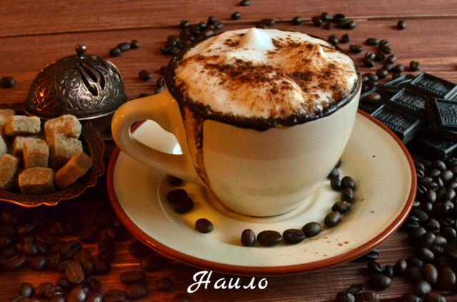 Кофе - рецепты
