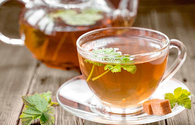 Ферментированный чай из смородины – вкусно, полезно и ароматно!