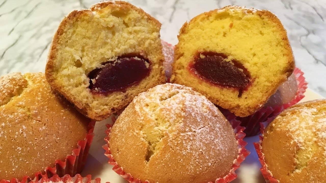 Кекс на кефире — простой рецепт с фото  очень простой домашний кекс