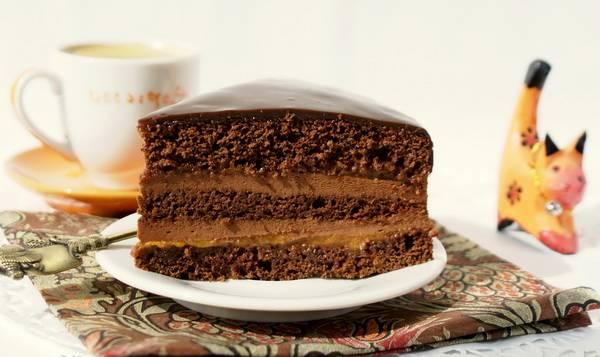 Тыквенно-кофейный кекс