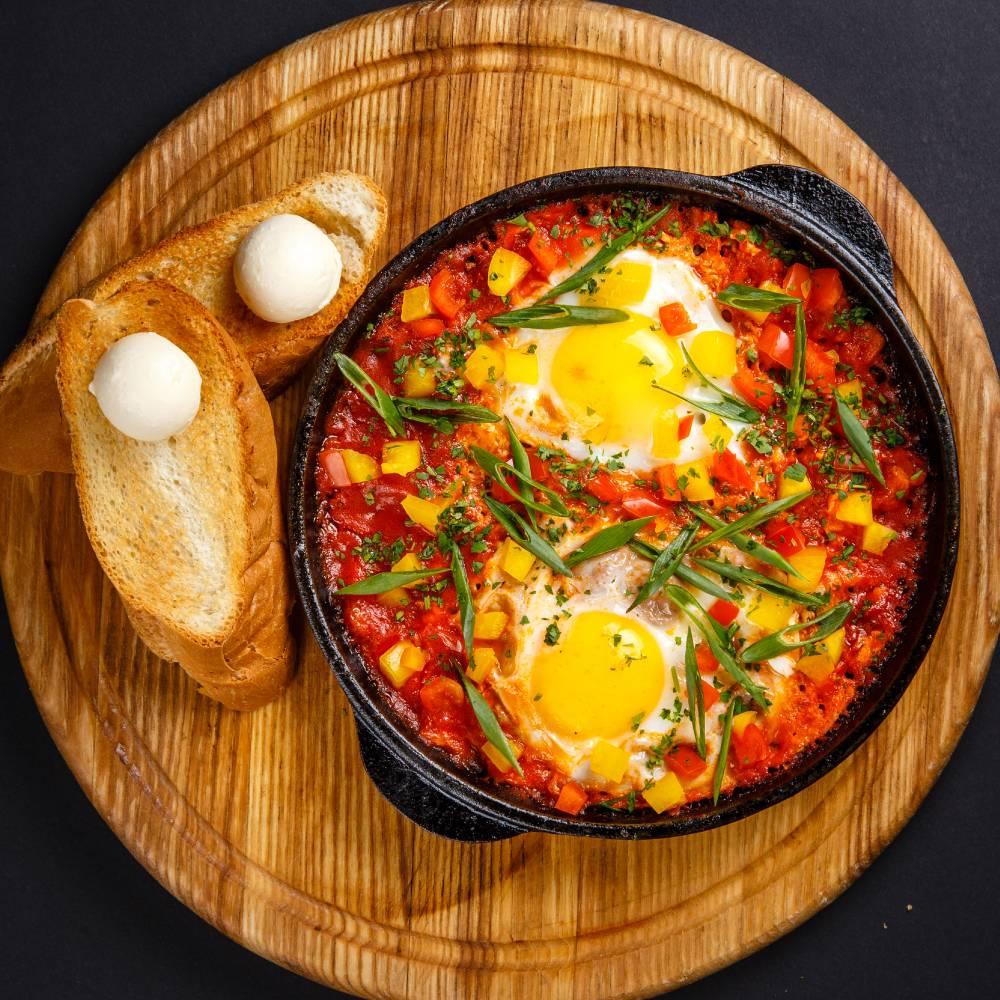 10 быстрых и вкусных завтраков для отличного начала дня