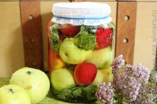 Как приготовить моченые яблоки. рецепт в домашних условиях