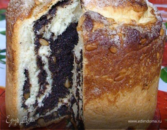 Итальянский пасхальный творожный пирог