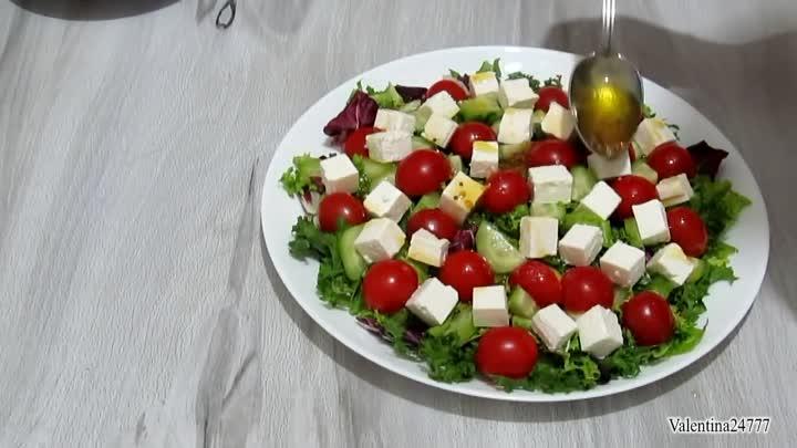 Легкие салаты на праздничный стол: рецепты с фото (простые и вкусные)