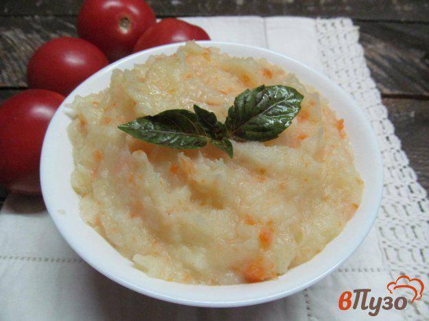 Картофельное пюре с сельдереем