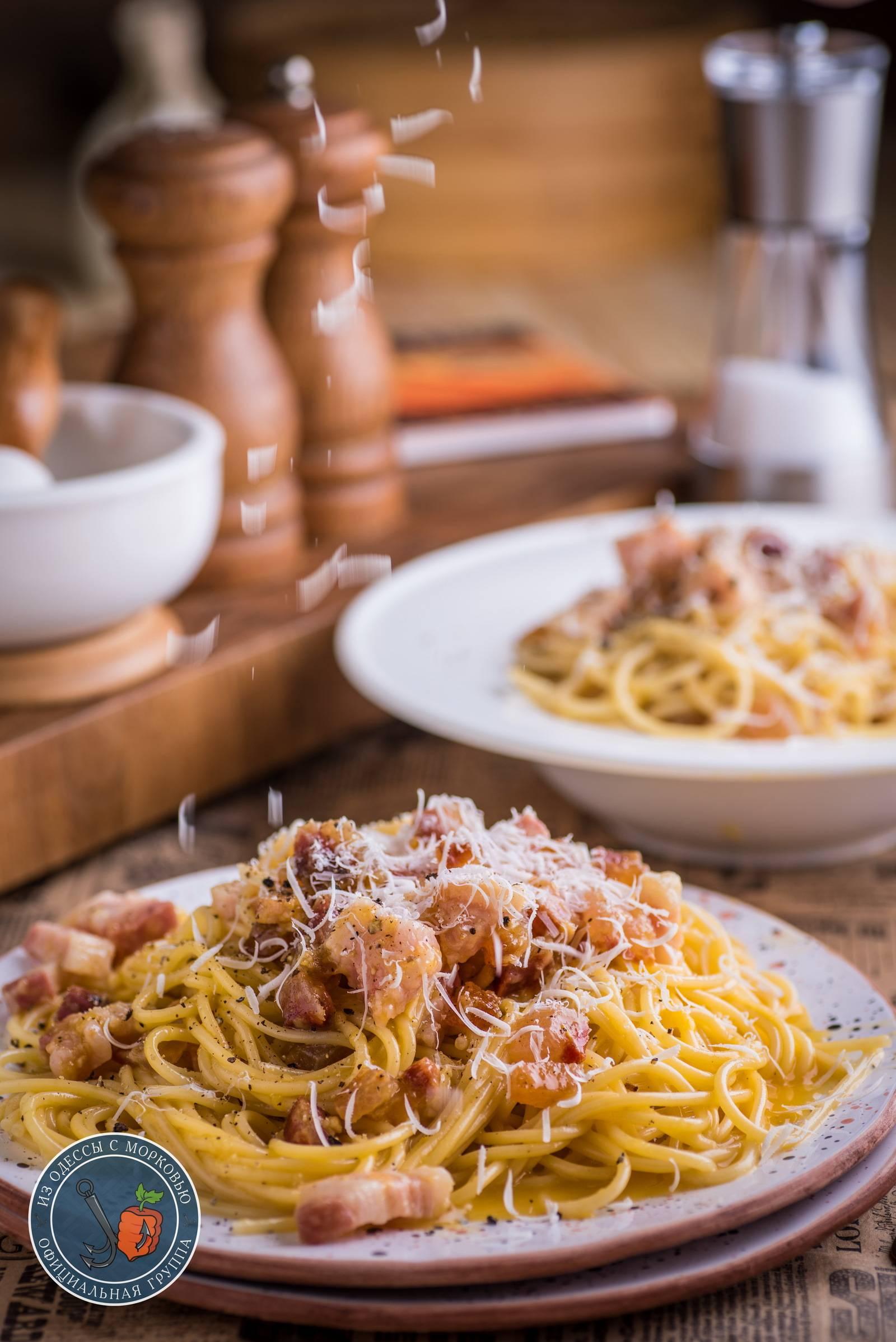 7 рецептов вкуснейшей итальянской пасты