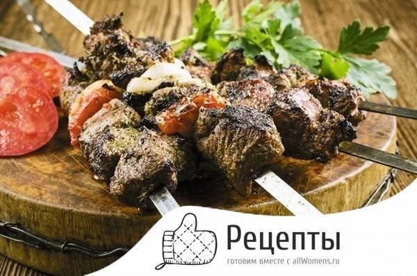 Шашлык по-армянски из свинины: настоящий рецепт и секреты