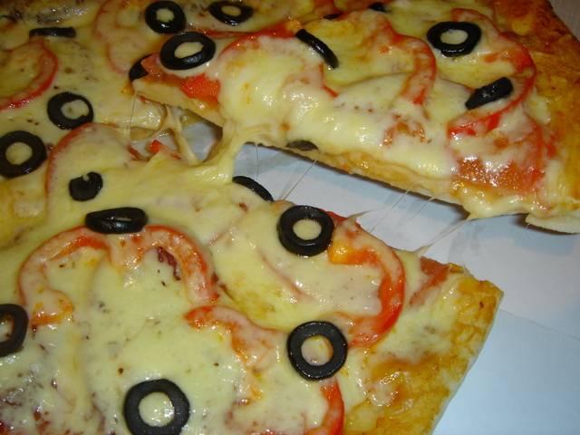 Как приготовить тесто для пиццы без лишних хлопот