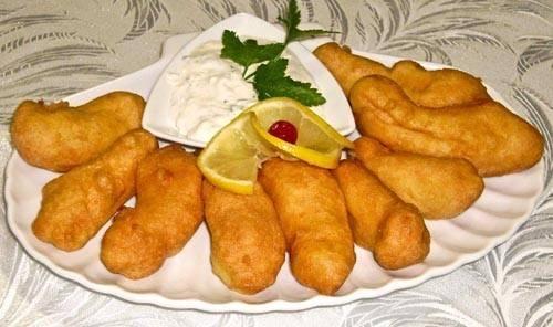 Филе рыбы в кляре: пошаговый рецепт с фото