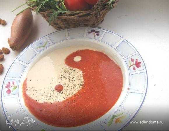 Как приготовить ахо бланко, холодный испанский миндальный суп? пошаговый рецепт с фото.