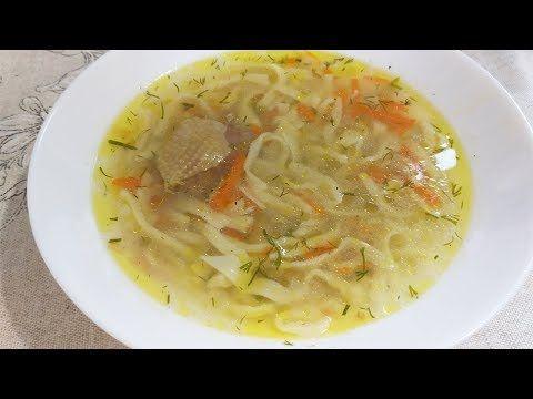 Картофельный суп на курином бульоне рецепт с фото