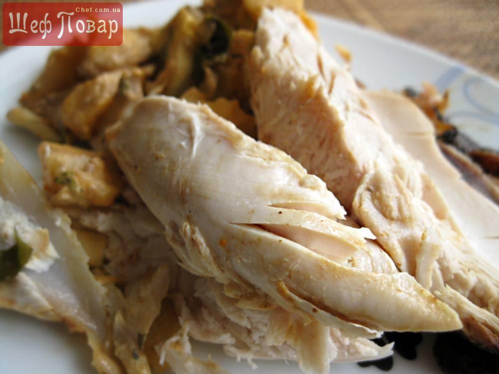 Фенхель, фаршированный курицей (пошаговый рецепт с фото)