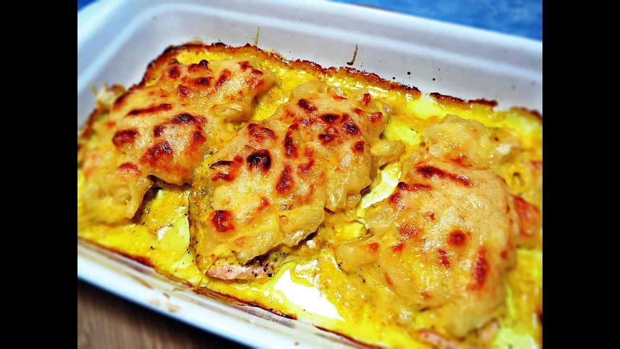 Куриные отбивные с ананасом: рецепт с фото пошагово. как приготовить куриные отбивные с ананасом и сыром?