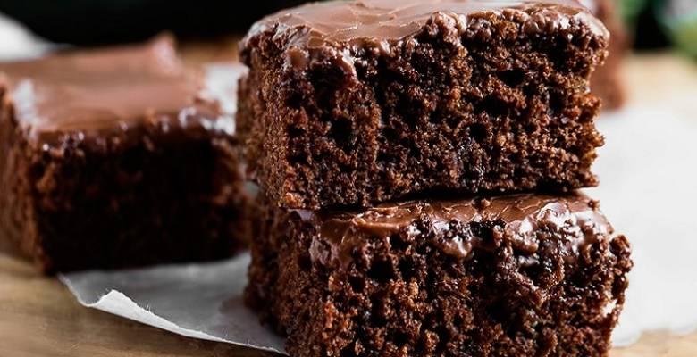 Шоколадный брауни