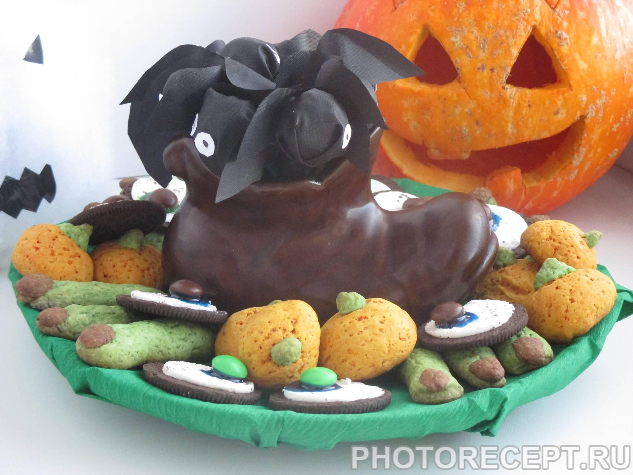 Печенье пальцы ведьмы на хэллоуин - рецепт с фотографиями - patee. рецепты