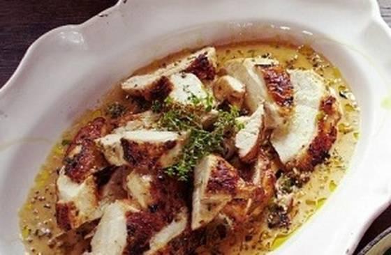 Обед за 15 минут от джейми. куриный салат по-калифорнийски