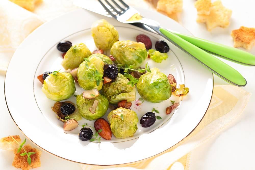 закуски из брюссельской капусты с фото приготовить