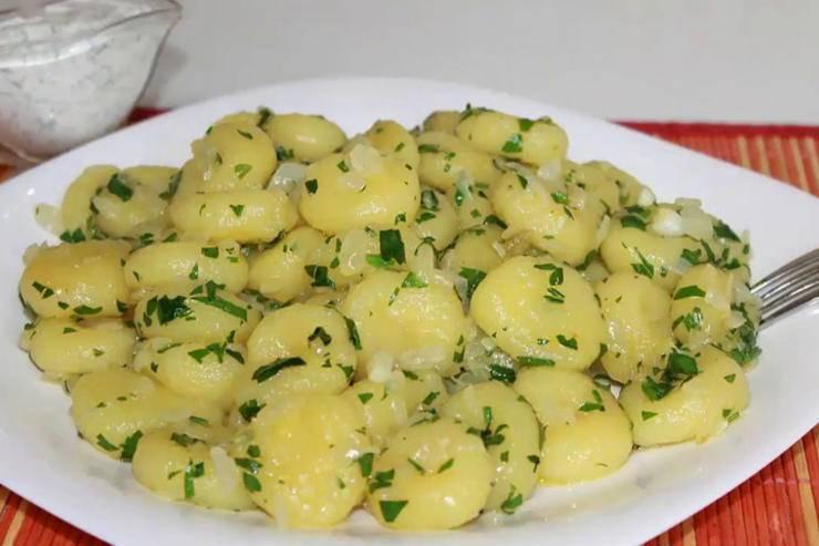 Как приготовить картофельные ньокки