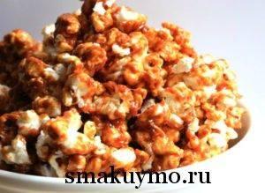 Попкорн с сыром в микроволновке рецепт с фото, как приготовить на webspoon.ru