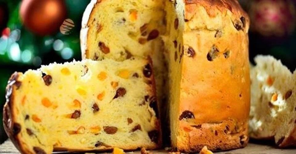 Итальянская пасхальная выпечка на твороге