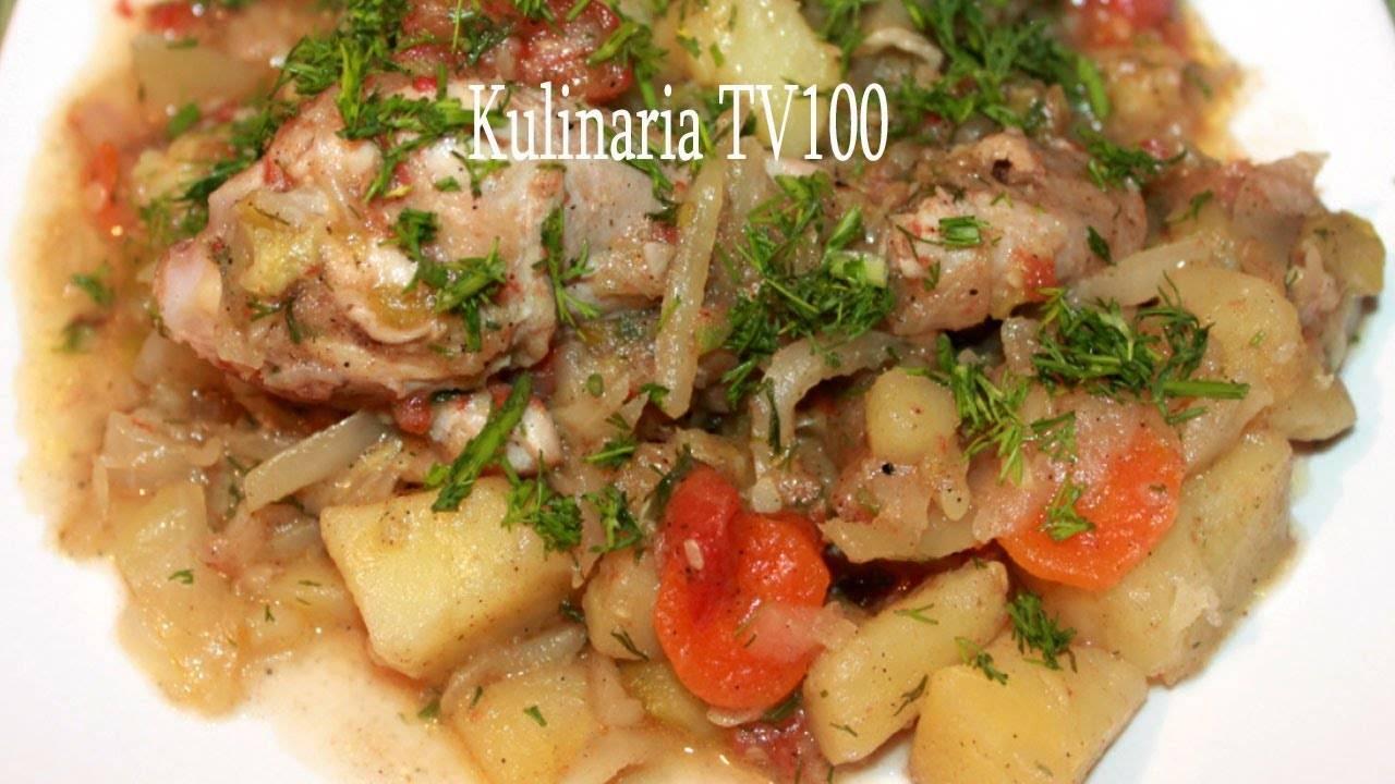 Тушеная картошка с курицей в кастрюле – оригинальные вариации приготовления знакомого блюда