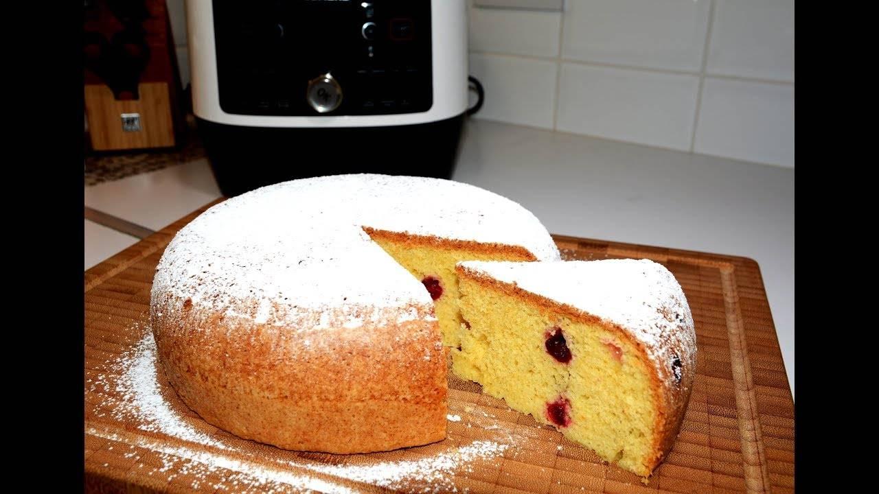 Тыквенный пирог в мультиварке: 10 прекрасных рецептов