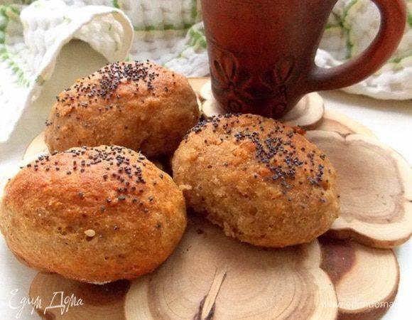 Ржаные булочки – для правильного, вкусного и полезного питания! рецепты ржаных булочек на воде, кефире, молоке, с отрубями, луком и кунжутом