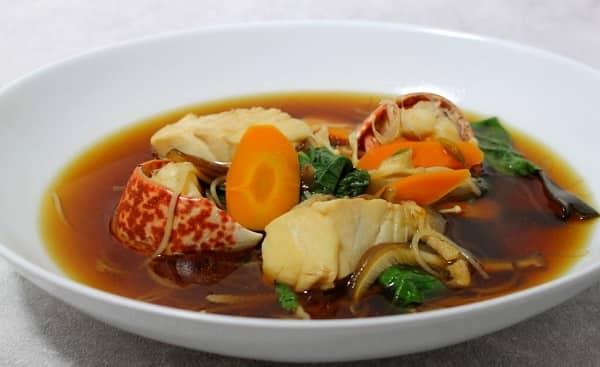 """Французский рыбный суп """"буйябес"""""""