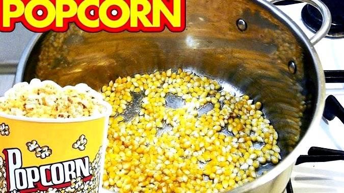 Вкусно и просто: готовим идеальный попкорн дома