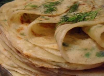Хычын карачаевский открытый с мясом (karachay pie with meat hychyn)