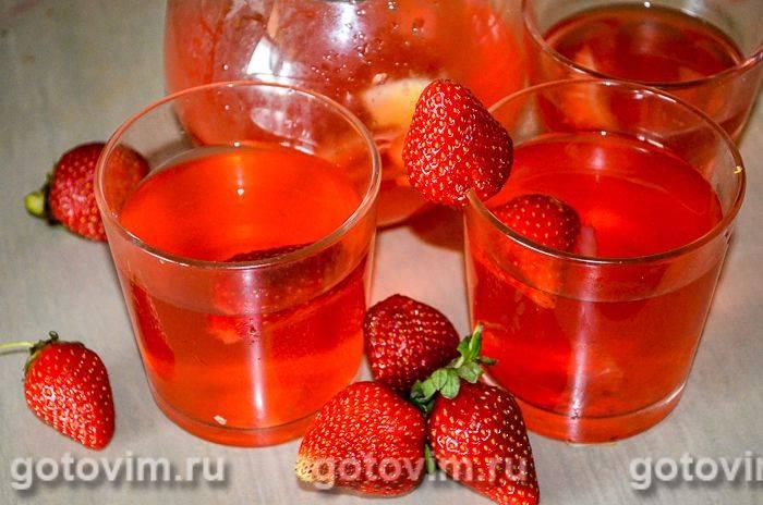 Клубничный лимонад — пошаговые рецепты домашнего лимонада с клубникой