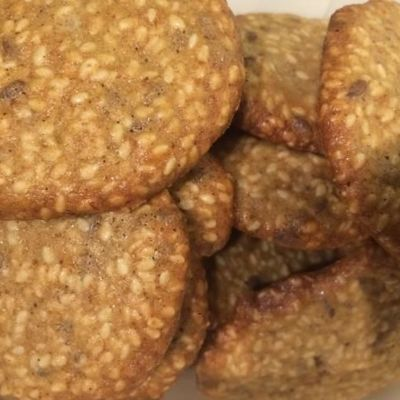 Кунжутное печенье: 10 рецептов к чаю |