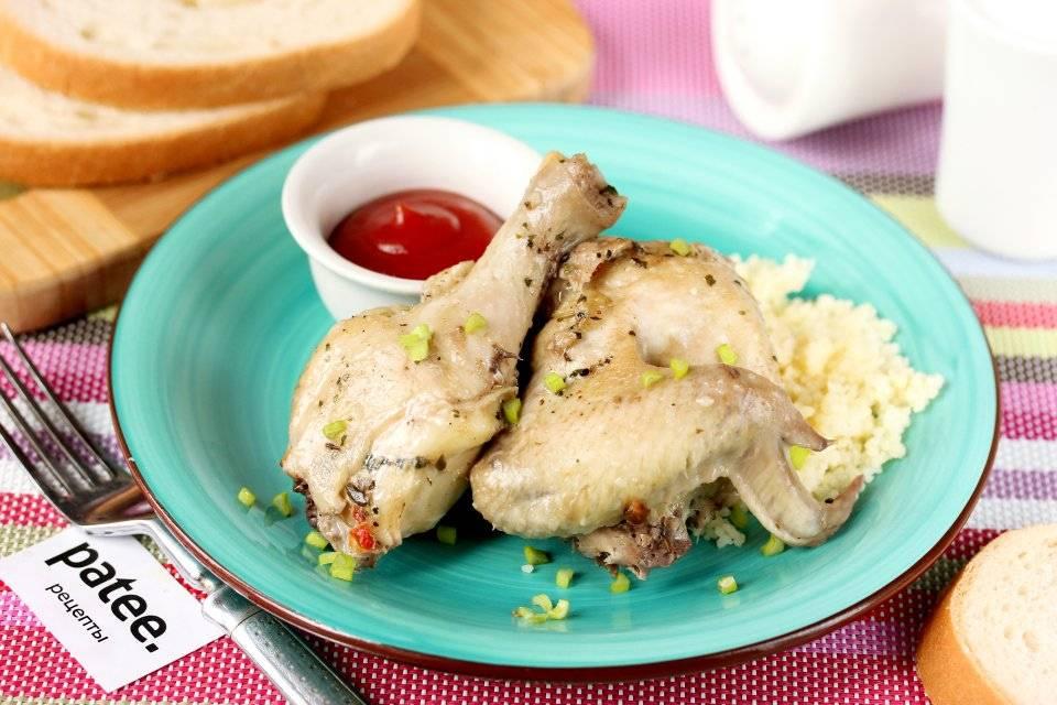 Курица на пару в мультиварке - вкусное диетическое блюдо!