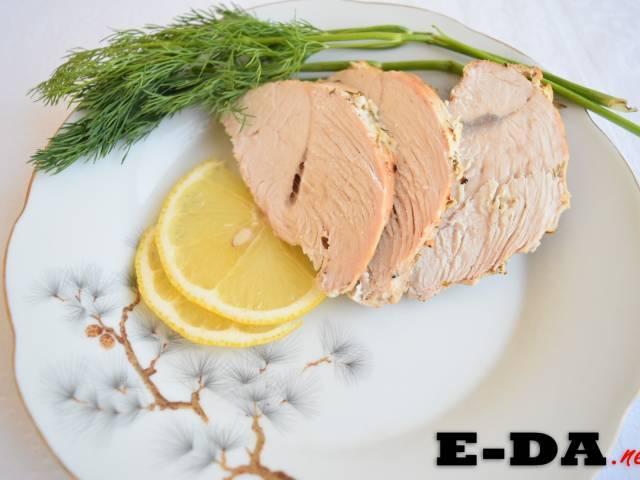 Филе индейки в духовке — 16 рецептов с фото пошагово. как приготовить филе индейки в духовке?