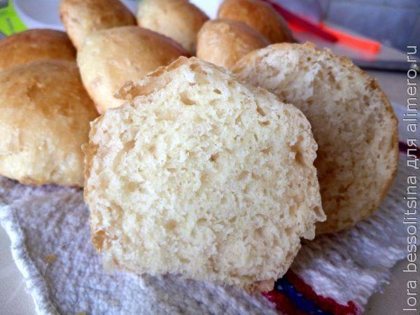 Хлеб как булочка – экспериментируем со сливочным сыром!